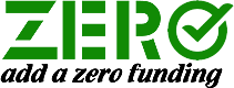 Add A Zero Funding Logo